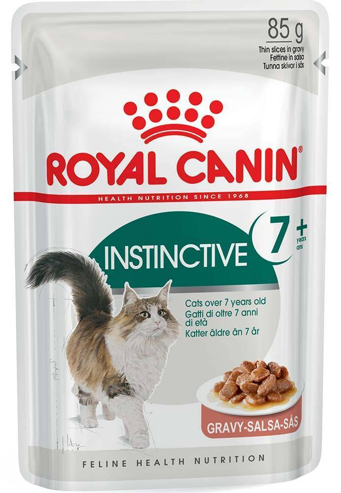 Корм royal canin instinctive cat