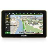 Навигатор Dunobil Clio 5.0, Navitel Clio 5.0