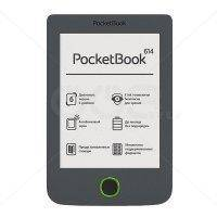 Электронная книга PocketBook Basic 2 614 Grey
