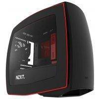 Компьютерный корпус NZXT Manta Matte Black/Red