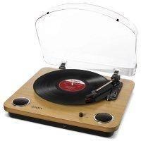 Проигрыватель виниловых дисков ION Audio MAX LP