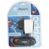 Сетевые зарядные устройства Deppa для Nokia 6101, N70