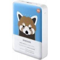 Портативные зарядные устройства Samsung EB-PG850B Animal edition Lesser Panda