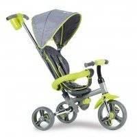Детский велосипед Y Strolly Compact, зеленый