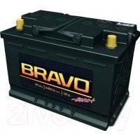 Автомобильный аккумулятор BRAVO 6СТ-74 Евро / 574010009 (74 А/ч)