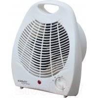 Тепловентилятор Scarlett SC-FH19S01 (белый)