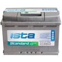 Автомобильный аккумулятор Ista Standard 6СТ-77А1Е (77 А/ч)