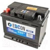 Автомобильный аккумулятор Edcon DC60540L (60 А/ч)
