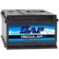 Автомобильный аккумулятор SAF R (62 А/ч)