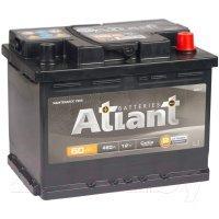 Автомобильный аккумулятор Atlant Black R+