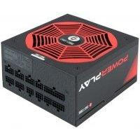 Блок питания ATX Chieftec 850W, active PFC, 140mm fan, 80+ Platinum, full cable management, Retail GPU-850FC