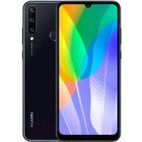 Смартфон Huawei Y6p / MED-LX9N (полночный черный)
