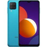 Смартфон Samsung Galaxy M12 64GB / SM-M127FZGVSER (зеленый)