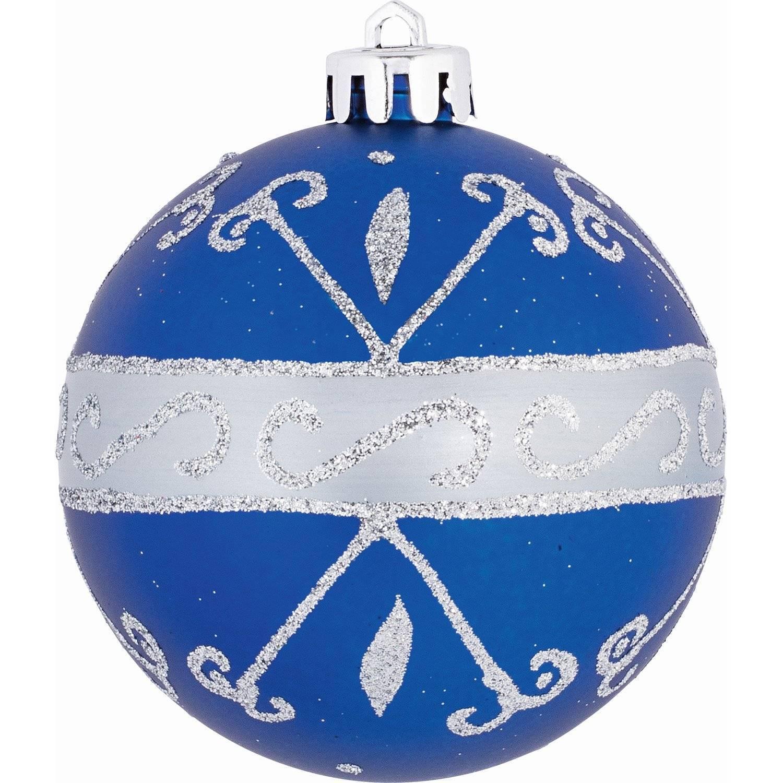 Картинки новогодний шарик голубой