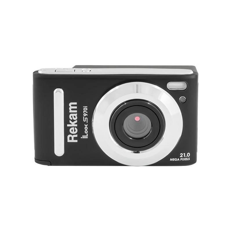 Фотоаппарат Rekam iLook S760i Black