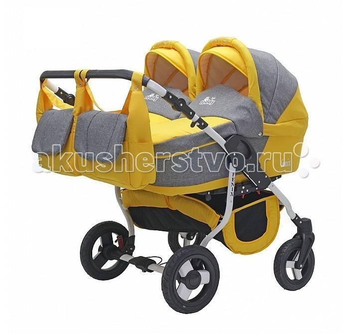 Купить коляску для двойни волгоград