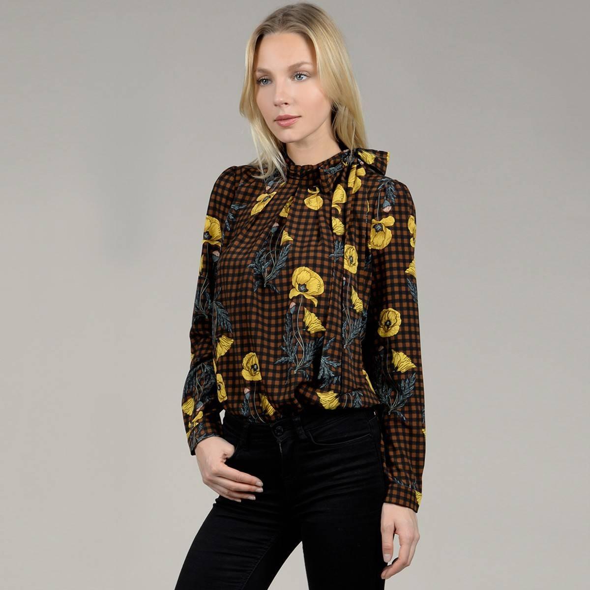 Купить Для Женщин Блузки