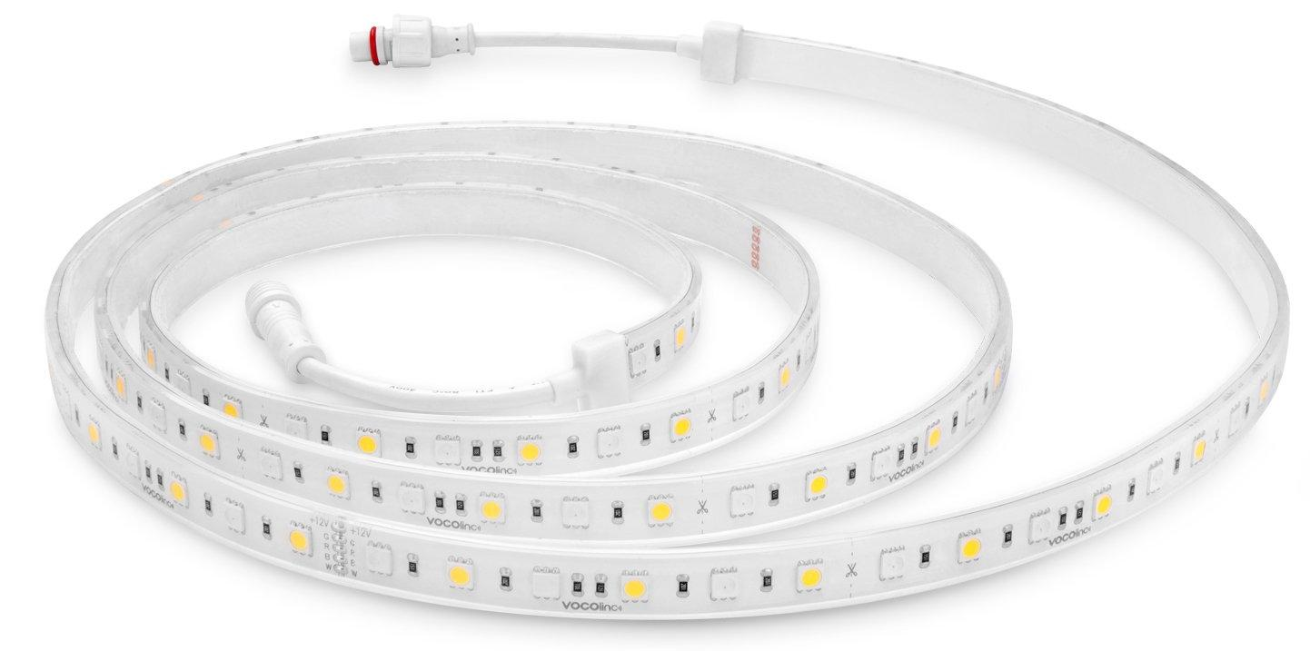 Vertical led strip