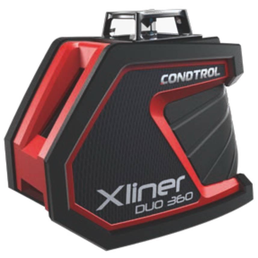 Лазерный нивелир CONDTROL XLINER DUO 360 в Качканаре