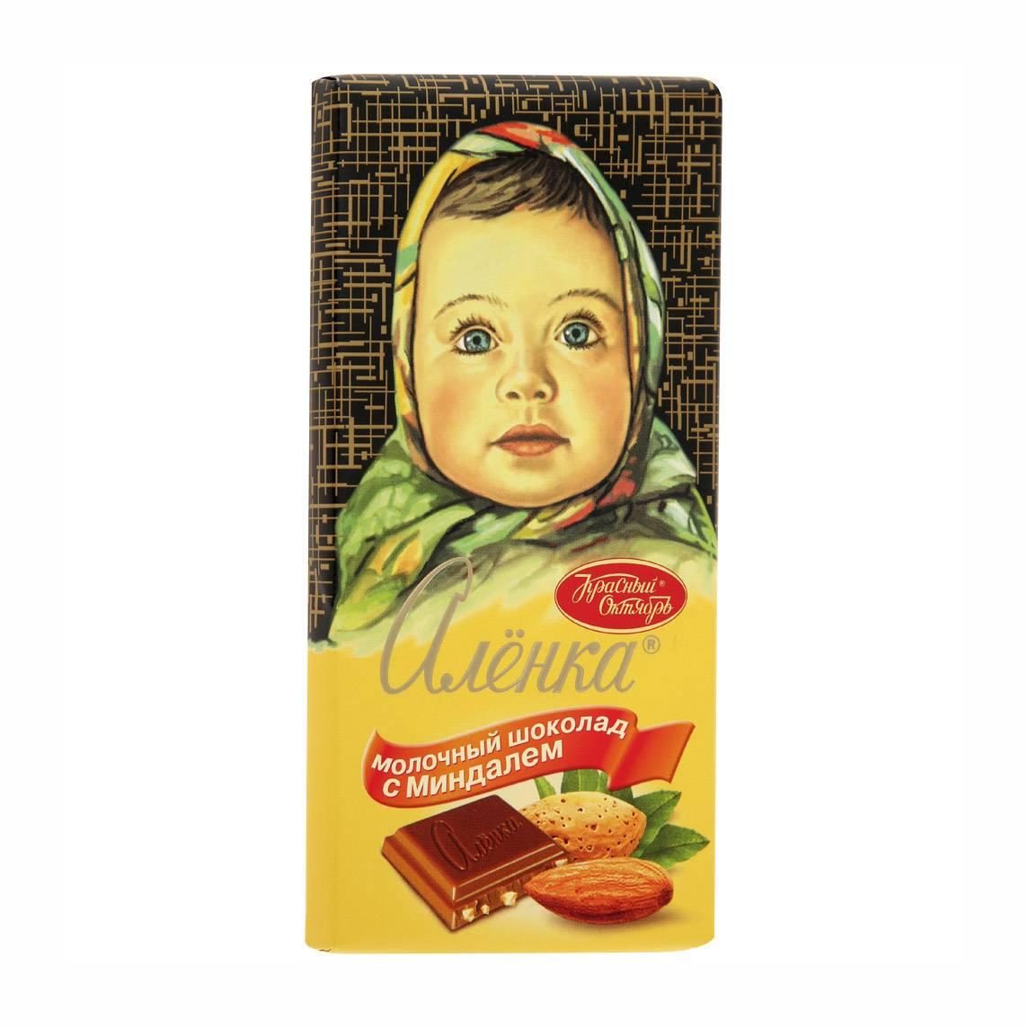 осуществляется шоколадка аленка чье фото помощью